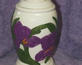Ceramichrome 2886 Iris Vase