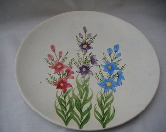 Radford Handpainted Plate
