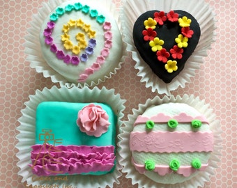 Personalized cake shapes