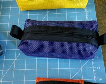 Color  pet screen pouches