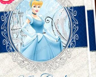 Cinderella Invitations, Cinderella Party, Cinderella Birthday, Disney Cnderella