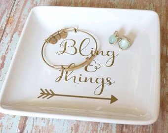 Bling And Things - Jewelry Dish