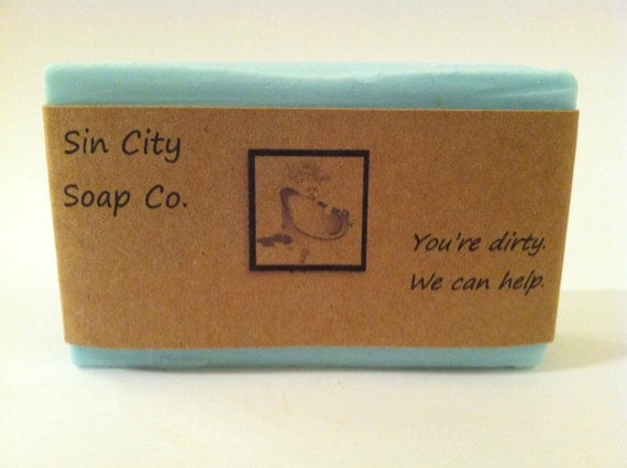 Handmade Soap (Select scent)