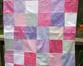 Sparkle Baby Blanket