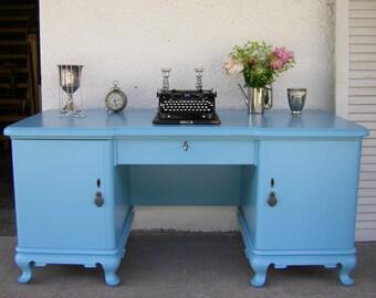 "Desk ""Turquoise"""