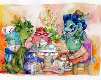 Tilly's Tea Party