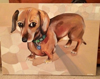 11x14 Dog Portraits