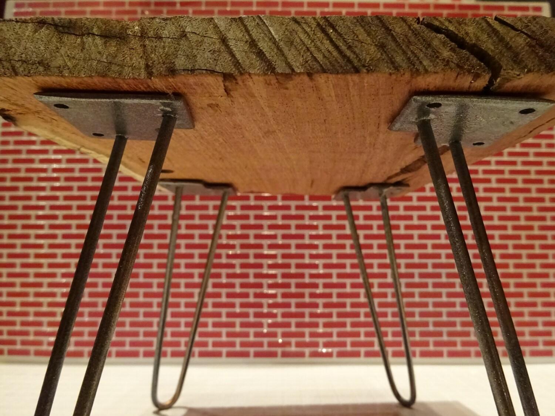 19 22 pieds de table en pingle cheveux pieds par mooseheadmetals. Black Bedroom Furniture Sets. Home Design Ideas