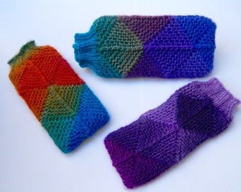 Cellphone Sleeve, available in 12 colours