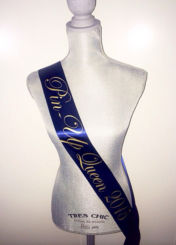 Custom Made Adult Sash And Children Beauty By Glitzglamandsash