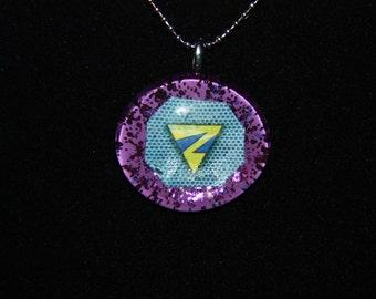 Wonder Twin Necklace