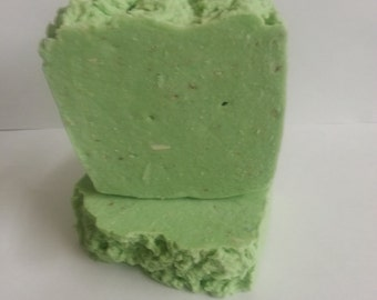 Handmade Aloe Soap