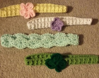 Assorted Headbands; Set of 2