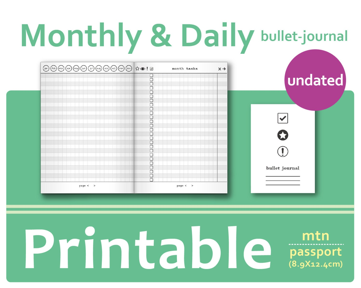 Bullet Journal Templates - Bing images