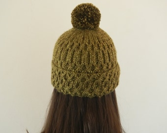 Autumn Adventure Beanie - Green