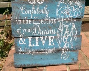 Dreams sign