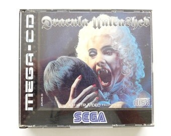 Dracula Unleashed on Sega Mega-CD
