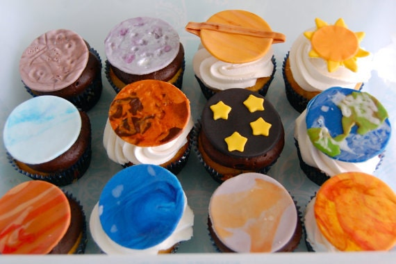 planets cake toppers - photo #30