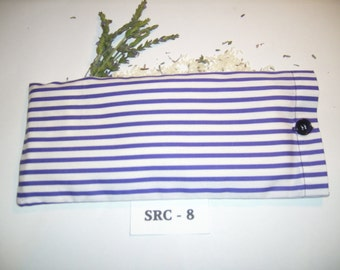 lavender, mint, peony or unscented small rice heating pad and cover