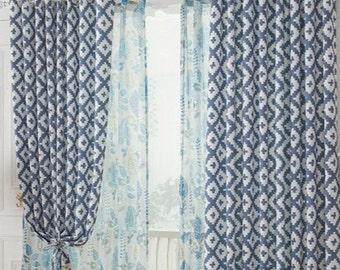 Lattice curtain   Etsy
