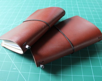 Shadori Leather Journal