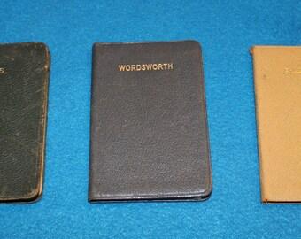Kingsgate Pocket Poet -- Keats, Woodsworth, Shakespeare