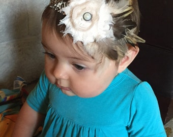 Wild Feathers Headband