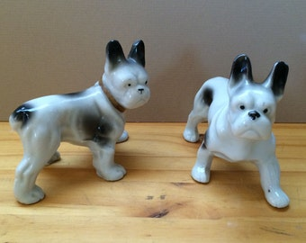 Pretty Little Pair of Vintage Frenchies