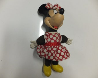 15'' Walt Disney Vintage Minnie Mouse Doll