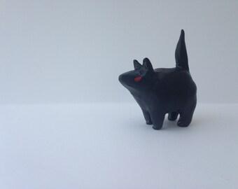 Werewolf  Miniature Totem Figurine