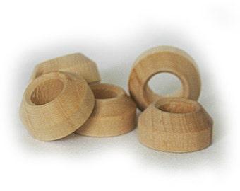 5 Peg Stands, Clothespin Doll Stands, Craft Supplies