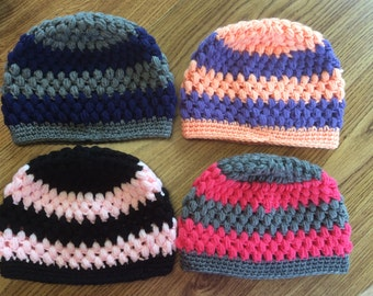 Child and Adult Beanie Hat