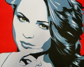 Custom Pop Art Portrait from your Photo