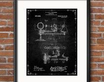 Planetarium Poster, Planetarium Patent, Planetarium Print, Planetarium Art Digital Download Instant Art Printable