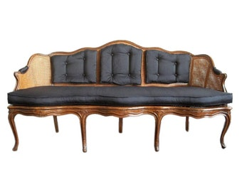 SOLD!!! 18th Century Louis XV French Settee