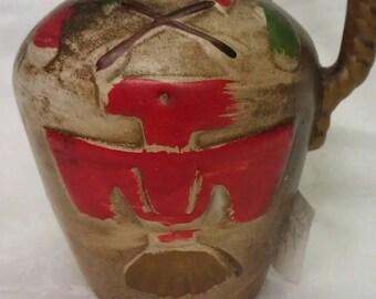 Southwest Pottery Pitcher