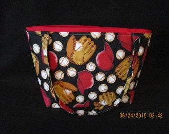 Base Ball Handbag
