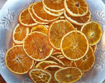 Dried/Dehydrated NAVEL ORANGE SLICES ***10 Slices***