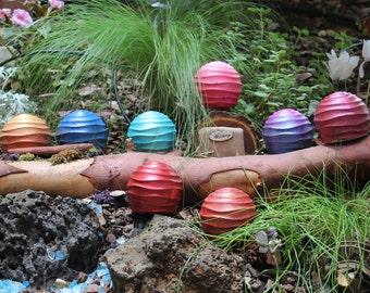 Cement Garden globe