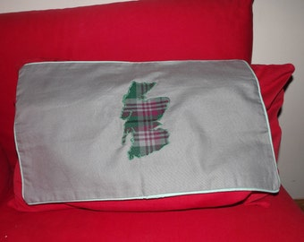 Tartan Scotland Cushion Cover