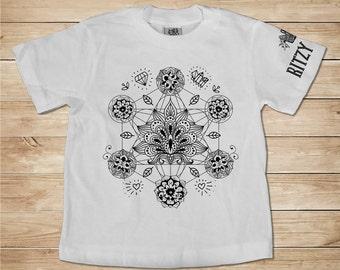 Ritzy Crown-Mystical Wheel (White)
