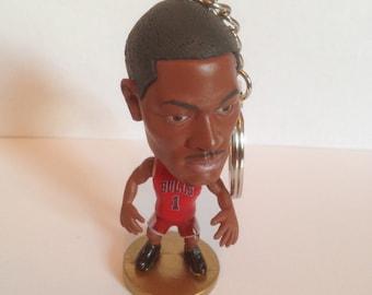 NBA figure handmade Chicago Bulls Derrick Rose