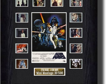 Star Wars A New Hope (1977) filmcell