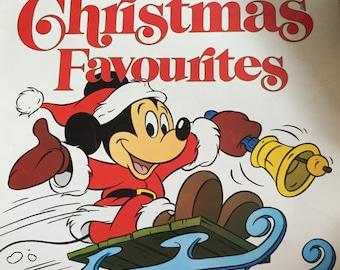Walt Disney's Christmas Favourites