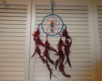 Native American Bear Dreamcatcher