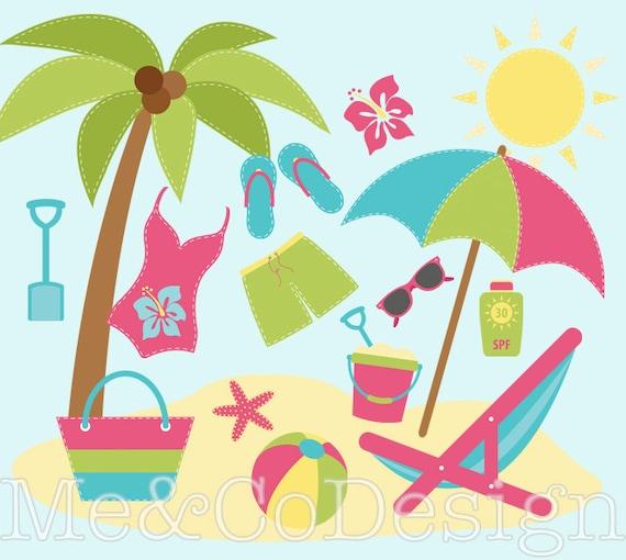 summer clipart etsy - photo #4