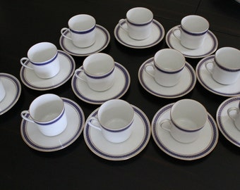 Service to the Seltmann Weiden Bavaria-service from 12 pieces-Vintage