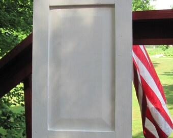 Shaker Style Raised Panel Shutter