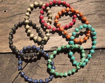 SALE!! 2 Nosipho's Ugandan Recycled Paper Bracelet