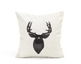 Cushion: Mule Deer